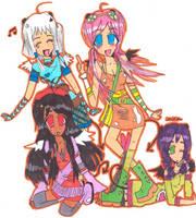 Group Art? by CherushiiCherries