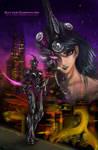 OC: Guyver Darkphyre by Lucithea