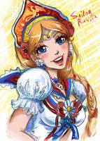 SailorRu smile by Lucithea