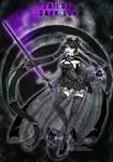 Comm: Sailor Dark Sun by Lucithea