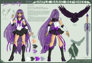 YCH-SBRS: Sailor StarMyst by Lucithea