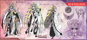 YCH-Anti: Sailor Chouwa by Lucithea