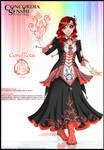 Concordia: Self-Senshi [CoralRose] by Lucithea