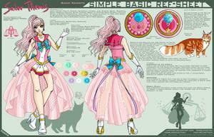 YCH-SBRS: Sailor Themis by Lucithea
