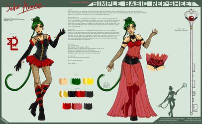 YCH-SBRS: Sailor Ananke by Lucithea