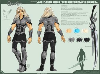 YCH-SBRS: Quarton - Warrior by Lucithea