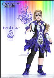 Concordia: Self-Senshi [IrisLilac] by Lucithea