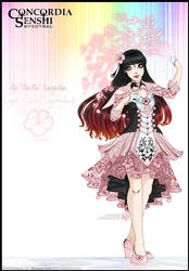 Concordia: Self-Senshi [Light-RoseMugunghwa] by Lucithea
