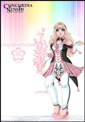 Concordia: Self-Senshi [Cherry-BlossomPinkSakura] by Lucithea