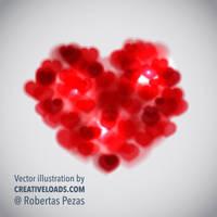 Vector Heart Idea by Roberis