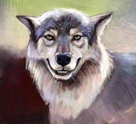 wolf by Sdoba
