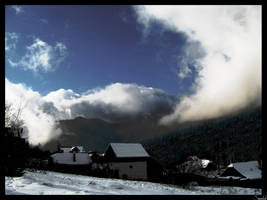 the cloud room by szeretet