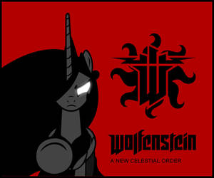 Wolfenstein New Celestial Order by dan232323