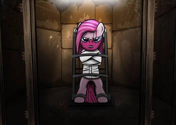 Pinkamena Diane Lecter: Silence of the ponies by dan232323