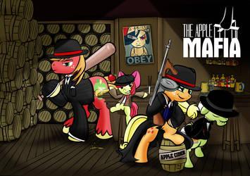 The Apple Mafia by dan232323