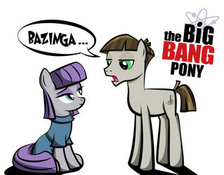 The Big Bang Pony by dan232323
