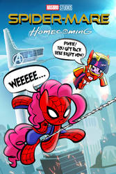 Spider Mare Homecoming by dan232323