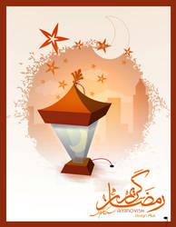 Happy Ramadan by AMINOVISH