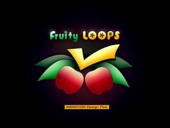 FRUITY LOOPS LOGO by AMINOVISH