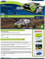 Ford Rally Team by LiscioS