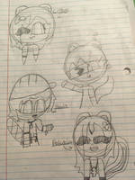 Happy tree Friends- by KittyMilly1130