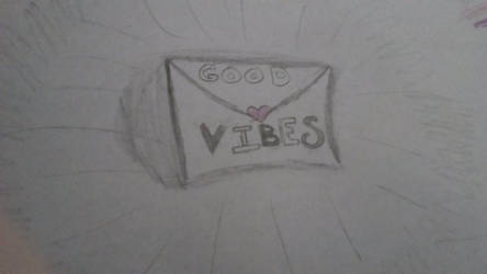 Sending Good Vibes by kittykat532