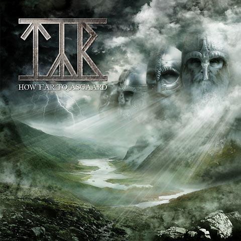 Tyr: How Far To Asgaard by darkgrove