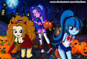 This Halloween is going to be... Dazzling! by charlieXe