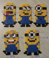 Minions by flepi