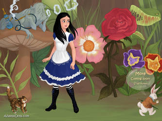 Alice Liddell 03 by QueenoftheLustful