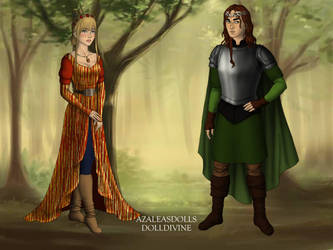 Hiccup and Astrid #2 by QueenoftheLustful