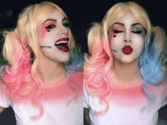 Harley Quinn - Suicide Squad by ImNotMizu