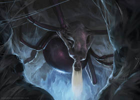Lolth by SidharthChaturvedi