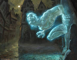 Ghost by SidharthChaturvedi