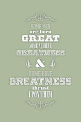 Greatness by NickDart