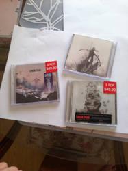 Linkin Park albums by nuclearwar3