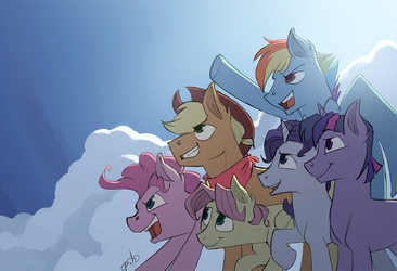 Towards a Better Tomorrow by Bypenandhoof