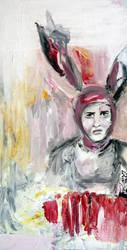 Rabbit Boy by Cazzsegdoh