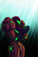 Metroid by EPICamiture2099