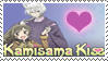 Kamisama Kiss Stamp by SpamCrackers