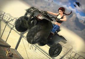 Tomb Raider III Nevada - Invasion by Larreks