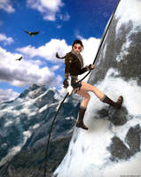 Tomb Raider II - Tibet by Larreks