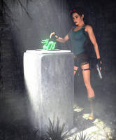 Tomb Raider 2 - Secret Jade Dragon by Larreks