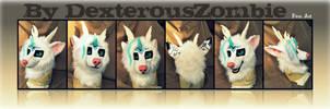 Sirion Mask - CMSH by DexterousZombie