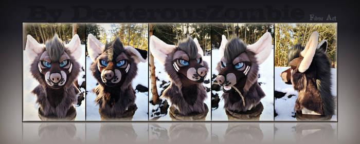 Sawyer Mask Commission by DexterousZombie