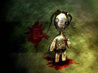 voodoo Doll by zodiac-gemini