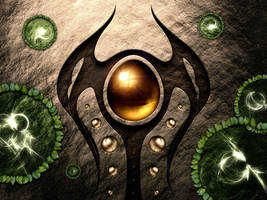The Dragon Egg by zodiac-gemini