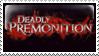 Deadly Premonition Stamp by Lukrietz