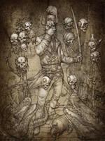 13th Skull by postrk