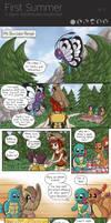 First Summer - A Rijon Adventures Nuzlocke [Pg.11] by Krisantyne